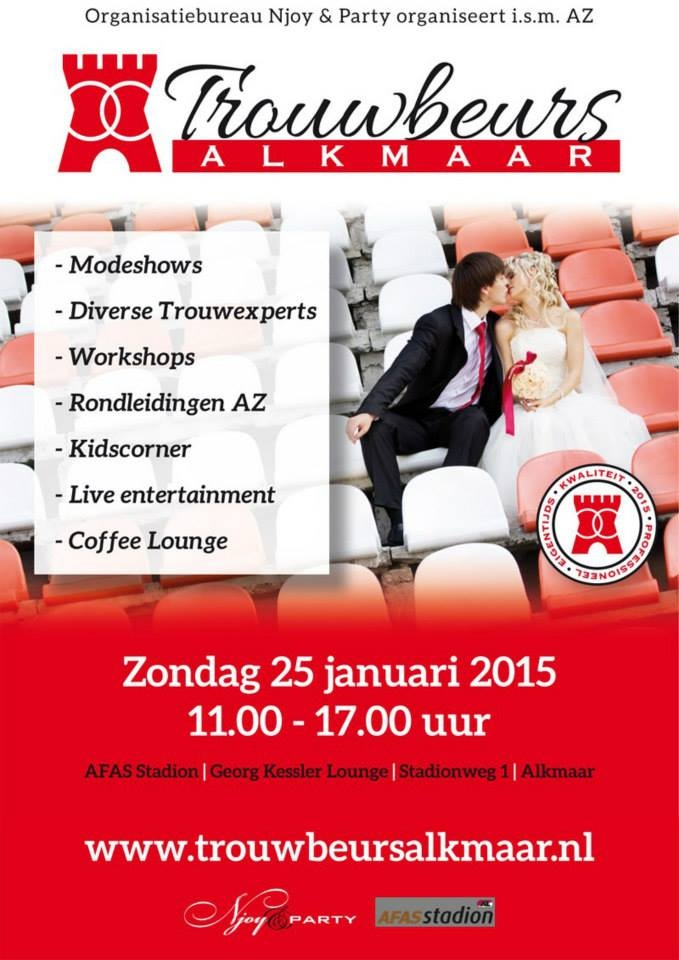 Trouwbeurs 2015